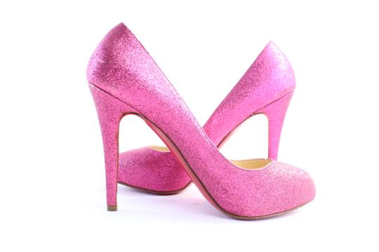 Christian Louboutin So Kate Kid Simple Pigalle Pink Pumps