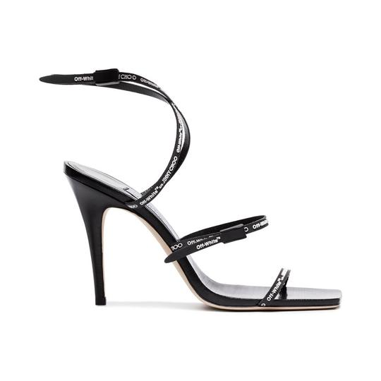 Off-White black Sandals