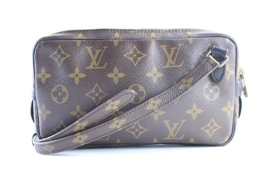 Preload https://item4.tradesy.com/images/louis-vuitton-marly-monogram-bandouliere-226605-brown-coated-canvas-cross-body-bag-23340983-0-0.jpg?width=440&height=440