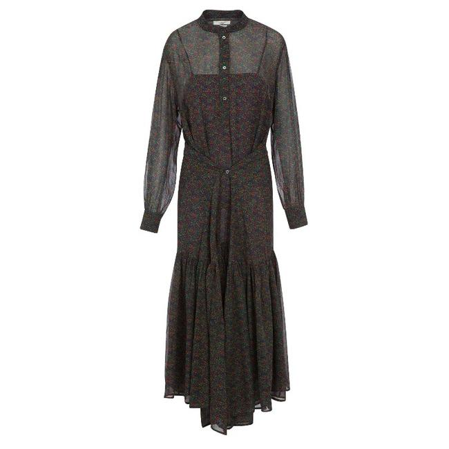 Multi Maxi Dress by toile Isabel Marant