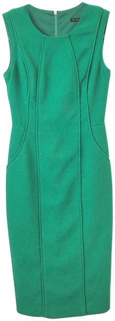Preload https://img-static.tradesy.com/item/23341113/black-halo-emerald-green-mid-length-workoffice-dress-size-2-xs-0-3-650-650.jpg