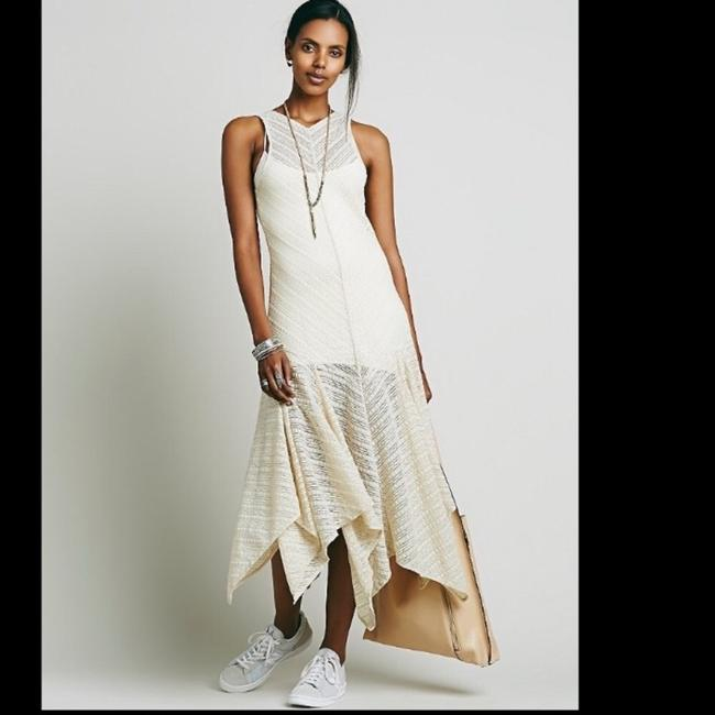 cream Maxi Dress by Free People