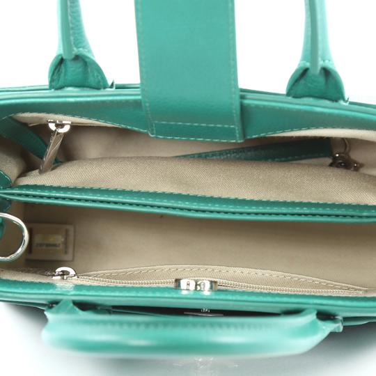 Chanel Neo Leather Tote in Green