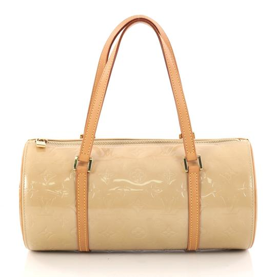 Preload https://item2.tradesy.com/images/louis-vuitton-bedford-handbag-monogram-vernis-beige-leather-weekendtravel-bag-23341176-0-0.jpg?width=440&height=440