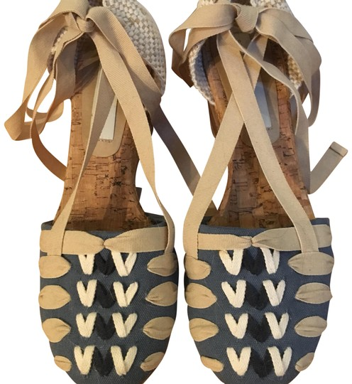 Preload https://item5.tradesy.com/images/stella-mccartney-blue-beige-and-navy-woven-lacing-lace-up-espadrilles-wedges-size-us-9-regular-m-b-23341189-0-1.jpg?width=440&height=440