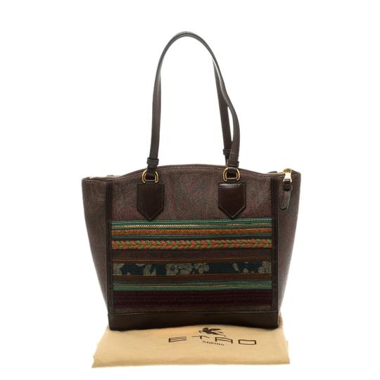 Etro Tote in Brown