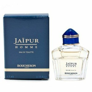 Boucheron MINI-JAIPUR BY BOUCHERON-EDT-MEN- 0.15 OZ-4.5 ML-FRANCE