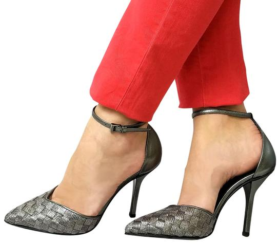Preload https://item1.tradesy.com/images/giorgio-armani-silver-new-genuine-leather-pointed-toe-d-orsay-stilettos-pumps-size-us-7-regular-m-b-23341280-0-3.jpg?width=440&height=440