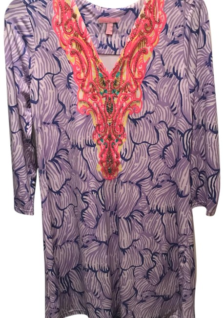 Preload https://item5.tradesy.com/images/lilly-pulitzer-multi-color-shift-short-casual-dress-size-8-m-23341294-0-1.jpg?width=400&height=650