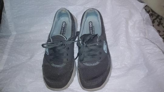 Skechers Super Lightweight Gray Athletic