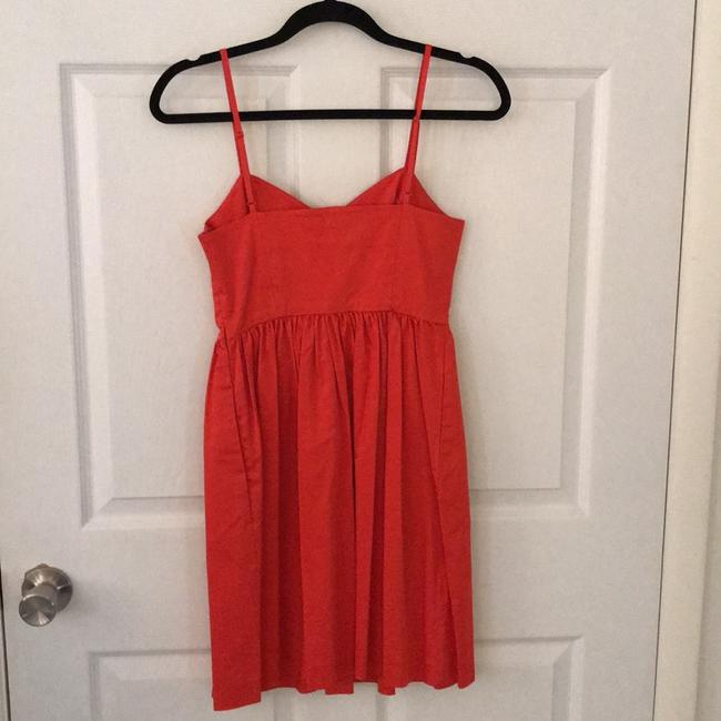 Gap short dress orange on Tradesy