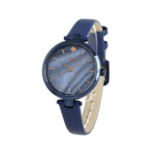 Kate Spade Blue Rose Gold Stainless Steel Holland KSW1389 Watch