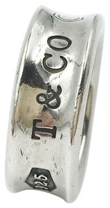 Tiffany & Co. Silver 1837 Ring Size 5.5
