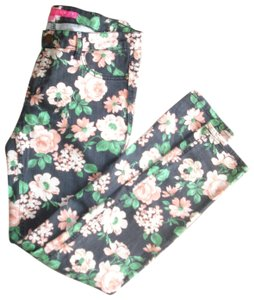 Tinseltown Size 7 Flowers Skinny Jeans