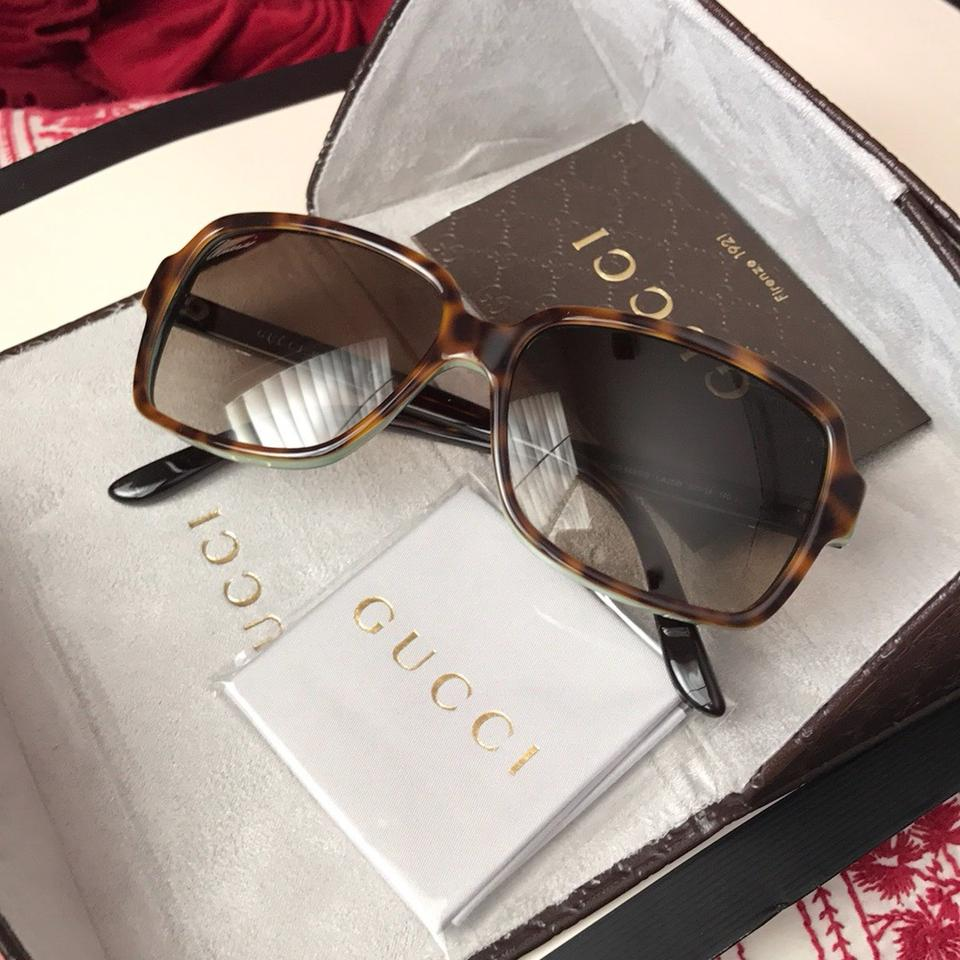 2250d030215 Gucci Occhiali with Clothes Case and Little Book. Made In Italy ...