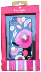 Kate Spade New Kate Spade Red Lotus iPhone 4/4S Hardshell Phone Case Cover