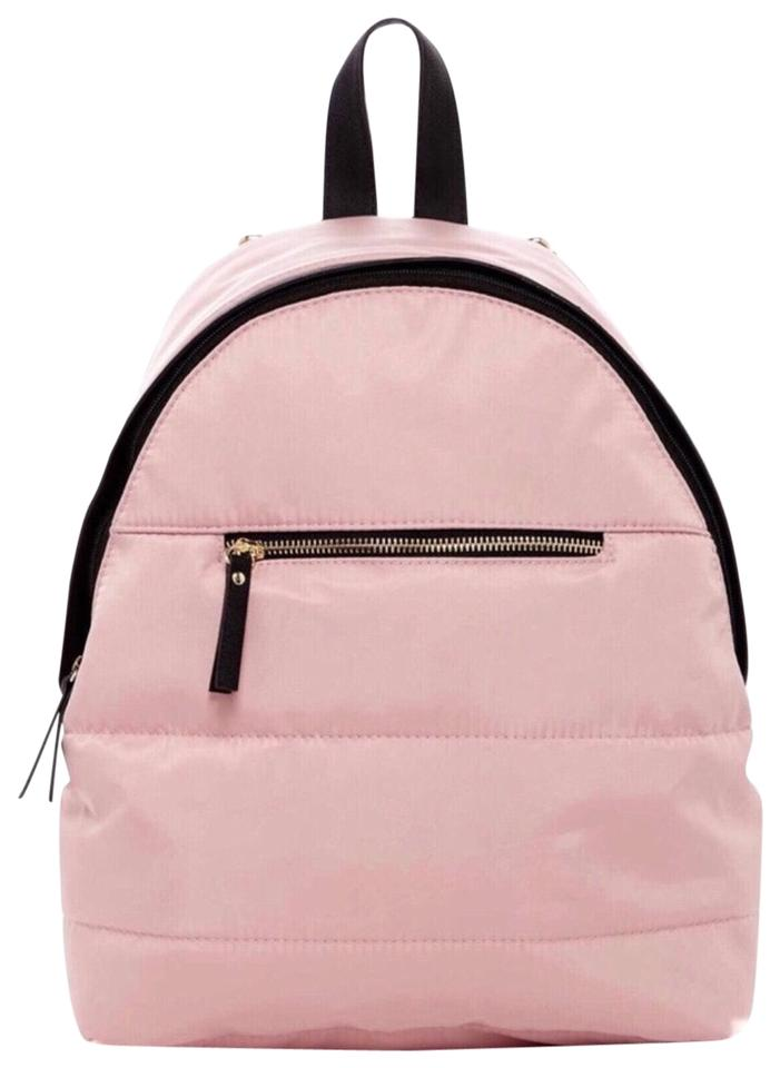 66371a79be7a6 Madden Girl By Steve Pink Black Backpack - Tradesy