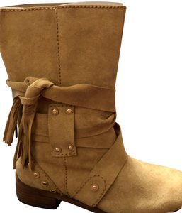 See by Chloé Buckskin Suede New ON SALE THIS WEEK --WERE--279.00--TAN Boots