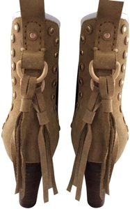 See by Chloé New Tan High-end CLEARANCE-NIB- Boots