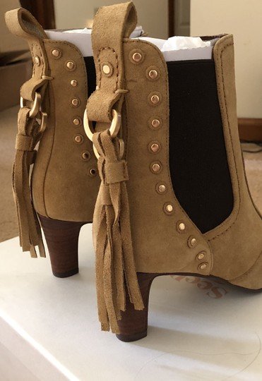 See by Chloé New Tan High-end CLEARANCE-NIB- Boots Image 2