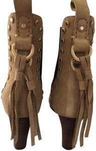 See by Chloé New Tan High-end NWT-SALE!-SALE!-SALE!-REDUCED-by-100.00-buckskin/light beige!! Boots
