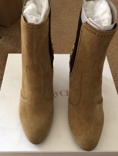 See by Chloé New Tan High-end CLEARANCE-NIB- Boots Image 5