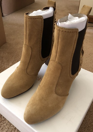 See by Chloé New Tan High-end CLEARANCE-NIB- Boots Image 6