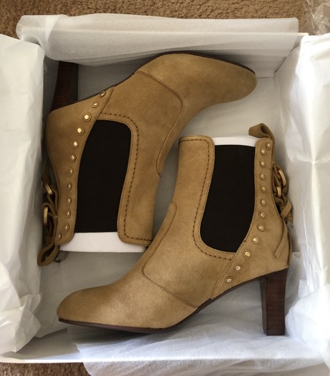 See by Chloé New Tan High-end CLEARANCE-NIB- Boots Image 8