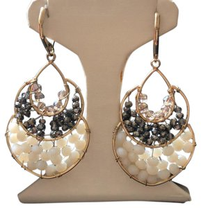 Bella Jack Beaded artsy Drops