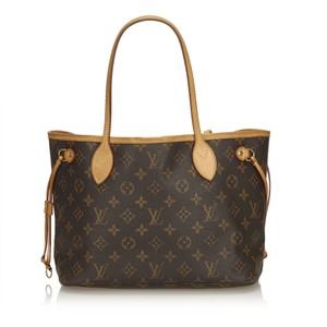 Louis Vuitton 8dlvto009 Tote in Brown