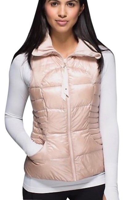Item - Pink Fluffin Awesome Vest Size 6 (S)