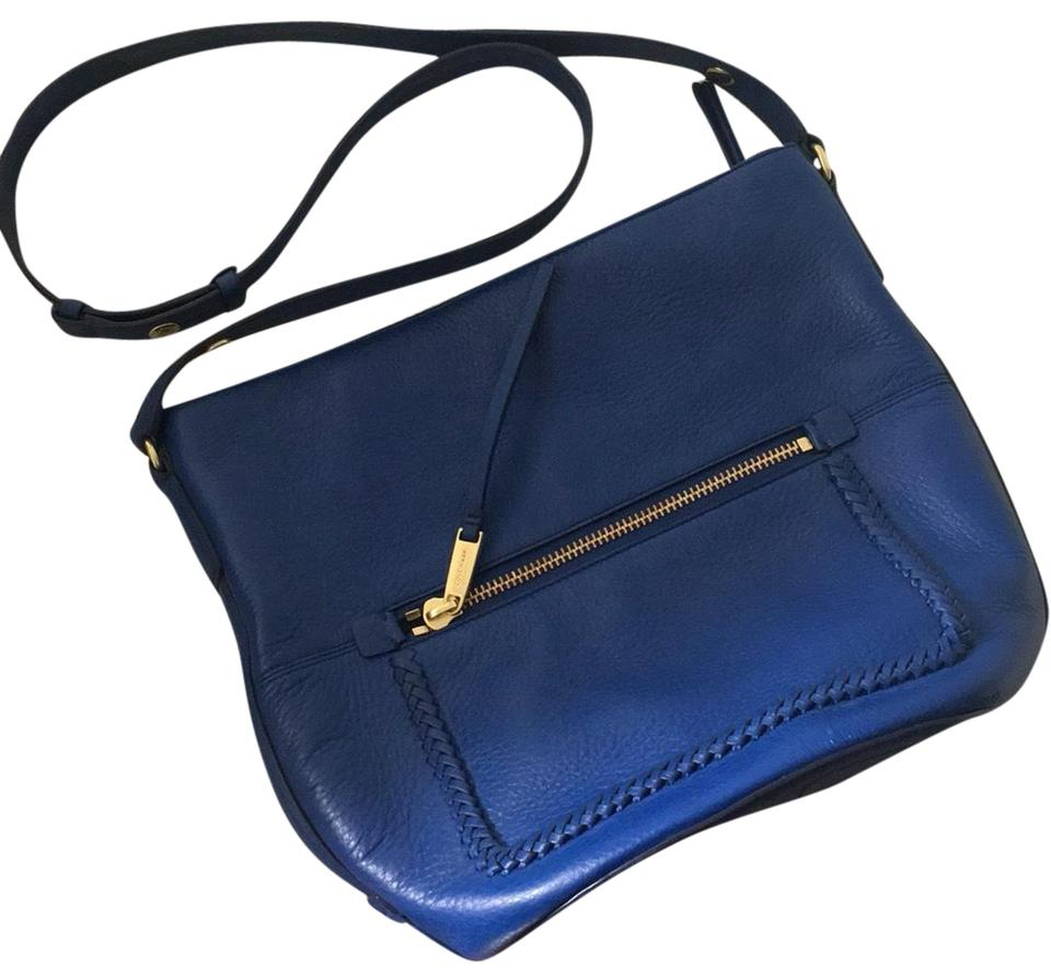8b554498bf Cole Haan Electric Blue Leather Hobo Bag - Tradesy