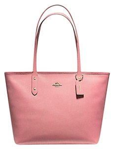 Coach Shoulder 36875 Satchel 36876 Tote in pink