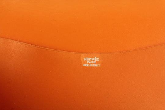 Hermès Medium Barenia Leather Notebook Cover Image 10
