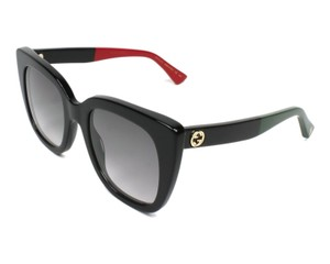 Gucci Gucci GG0163S 003 Black Sunglasses Brand New!