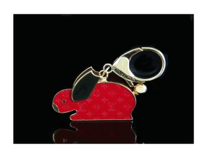 Louis Vuitton Louis Vuitton Bag Charm Animania Lapin Bunny Rabbit Pomme d'Amourr
