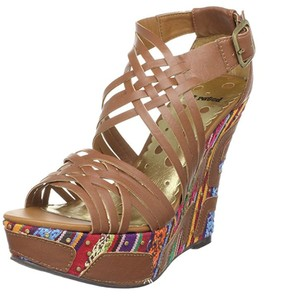 Not Rated Multicolor Wedges