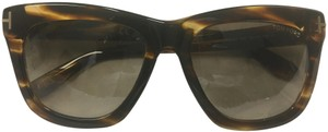 Tom Ford Tom Ford tortoise sunglasses w/case Made in Italy