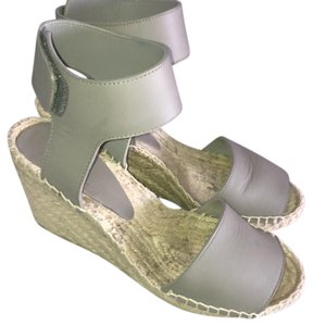 Vince grey Wedges