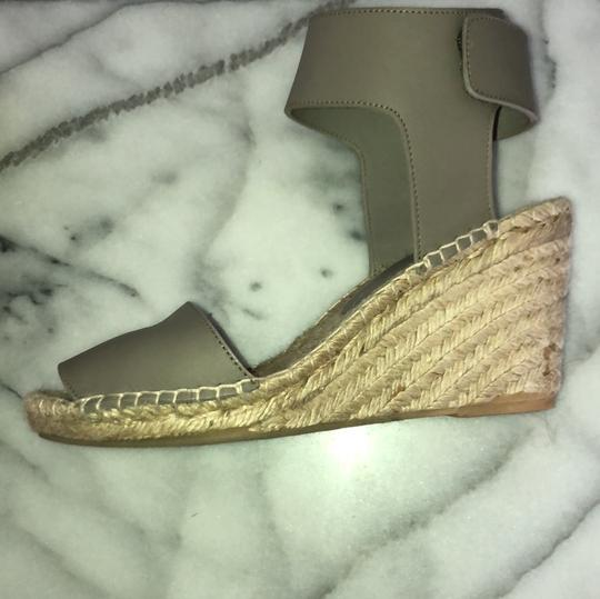 Vince grey Wedges Image 3
