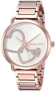 Michael Kors (ROSE-GOLD) Portia Mk3825 Watch
