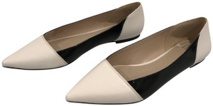 Truth or Dare by Madonna Black and White Flats
