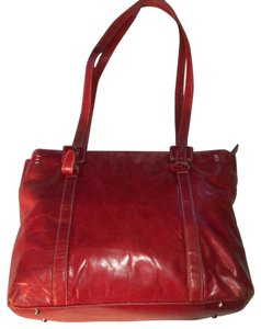 Kate Landry Tote in Red