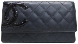 Chanel Ligne Cambon Yen Cross Body Bag