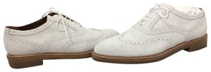 Burberry Oxfords Up Size 11 Off White Flats