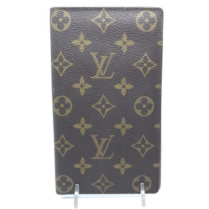 Louis Vuitton Louis Vuitton Monogram Long Bifold Wallet