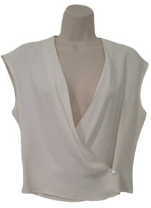 Lafayette 148 New York Top Ivory