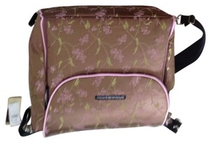 Petunia pickle bottom Gold Diaper Bag