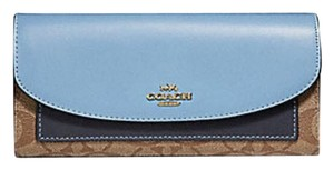 Coach COACH SLIM ENVELOPE WALLET IN COLORBLOCK f56494