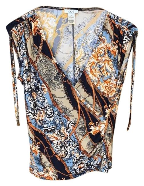 Preload https://img-static.tradesy.com/item/23348740/cache-chain-link-floral-blouse-size-8-m-0-1-650-650.jpg